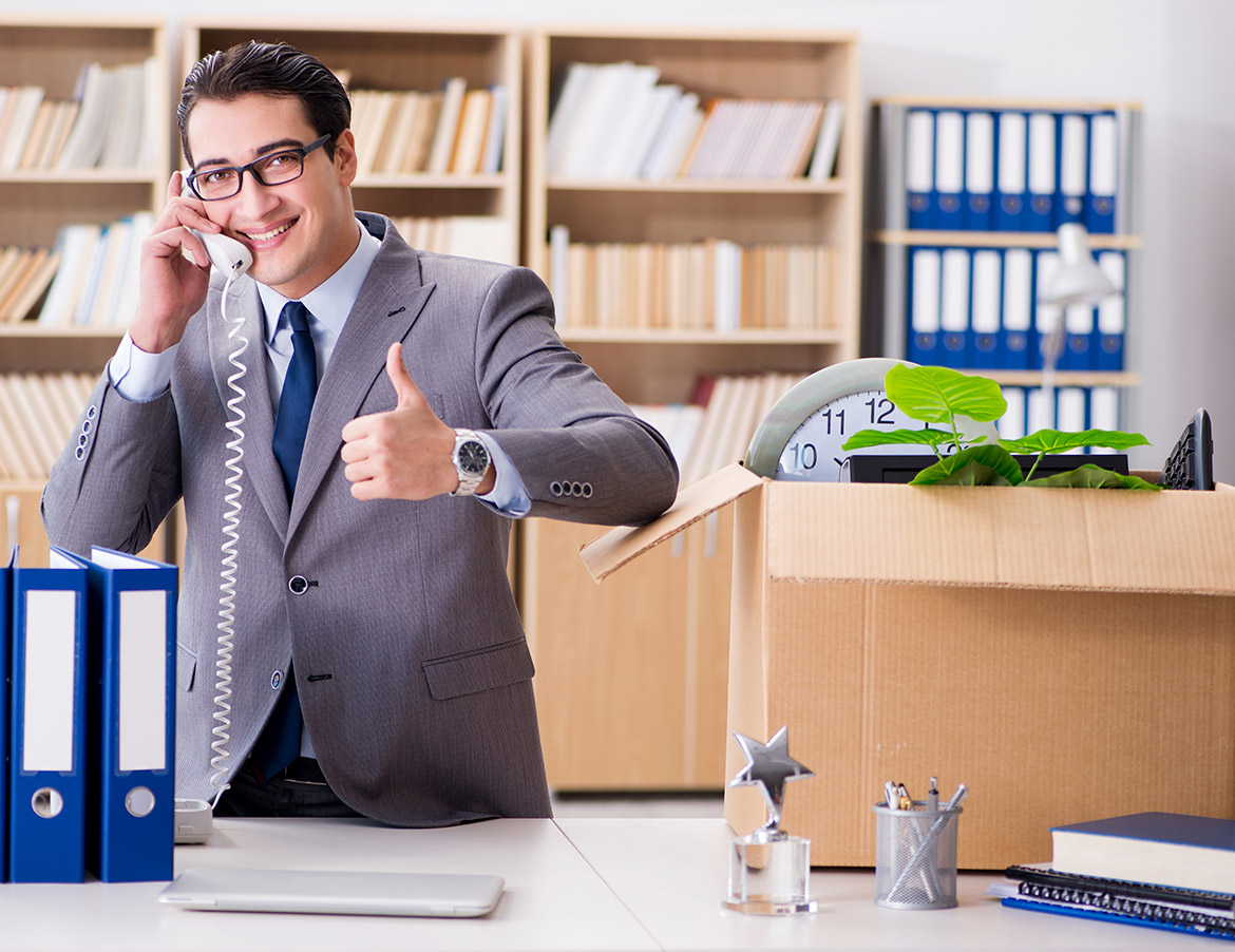 Corporate office of Movers