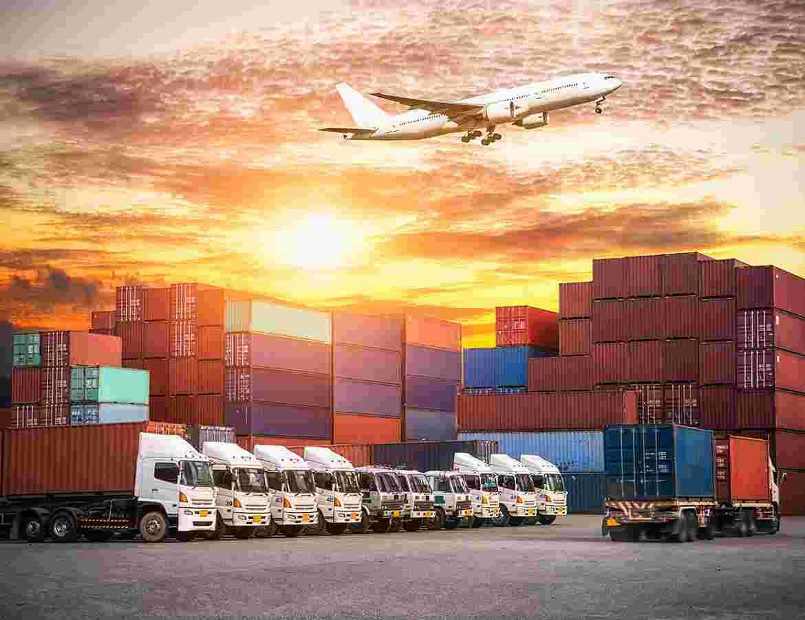 Air freight movement on the rise
